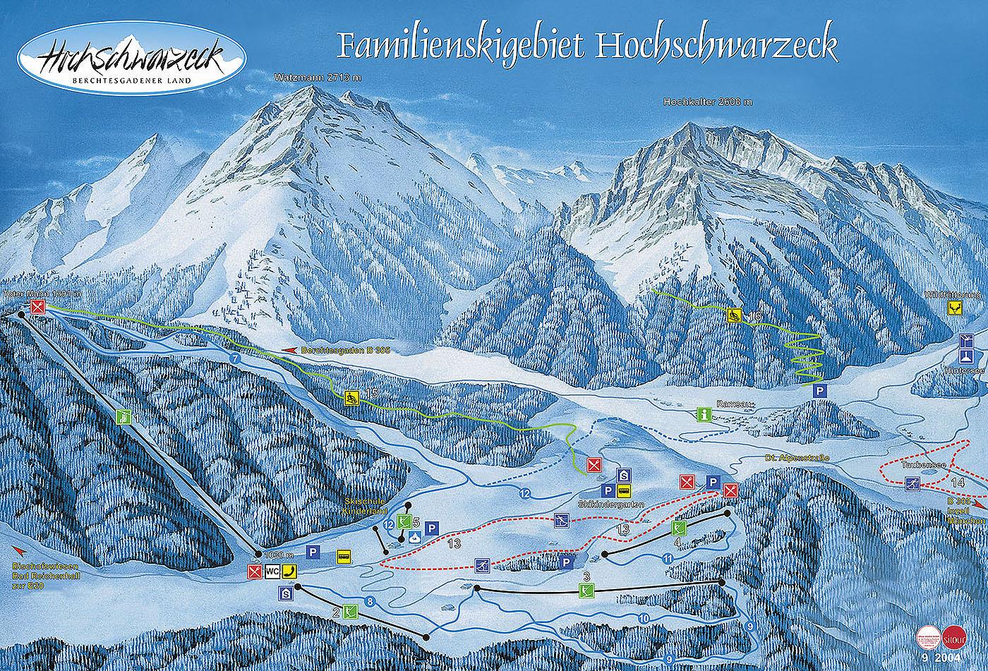 Skigebiet Hochschwarzeck 11