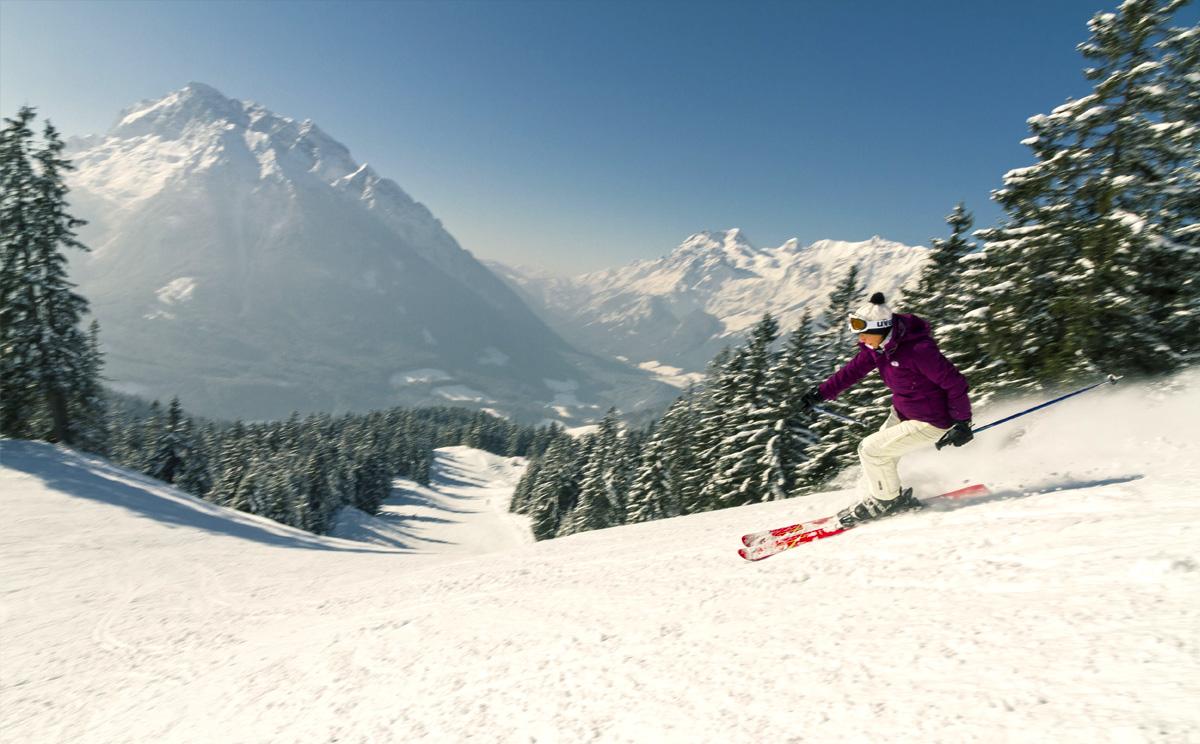 Skigebiet Hochschwarzeck 12