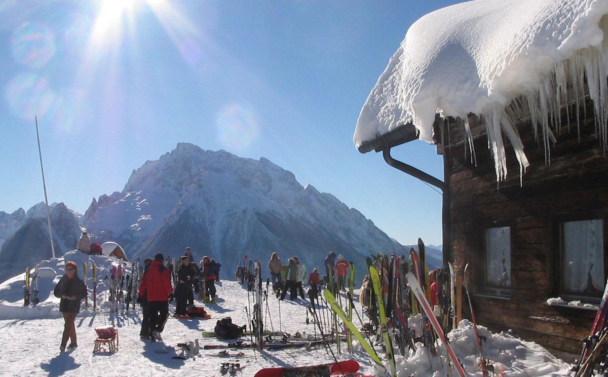 Skigebiet Hochschwarzeck 16