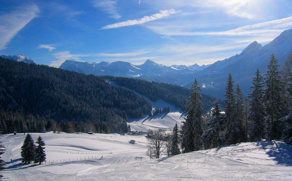Skigebiet Hochschwarzeck 18