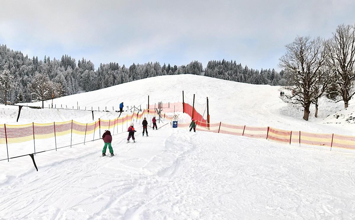 Skigebiet Hochschwarzeck 19