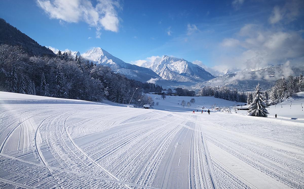 Skigebiet Obersalzberg