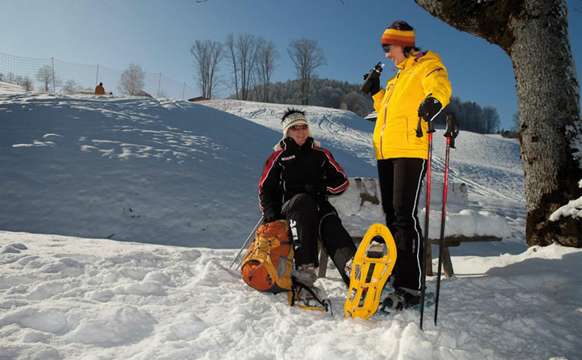 Skigebiet Zinken Duerrnberg 11