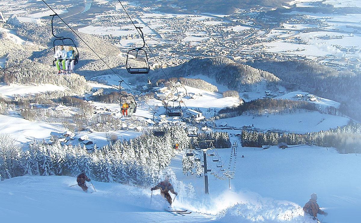 Skigebiet Zinken Duerrnberg 12