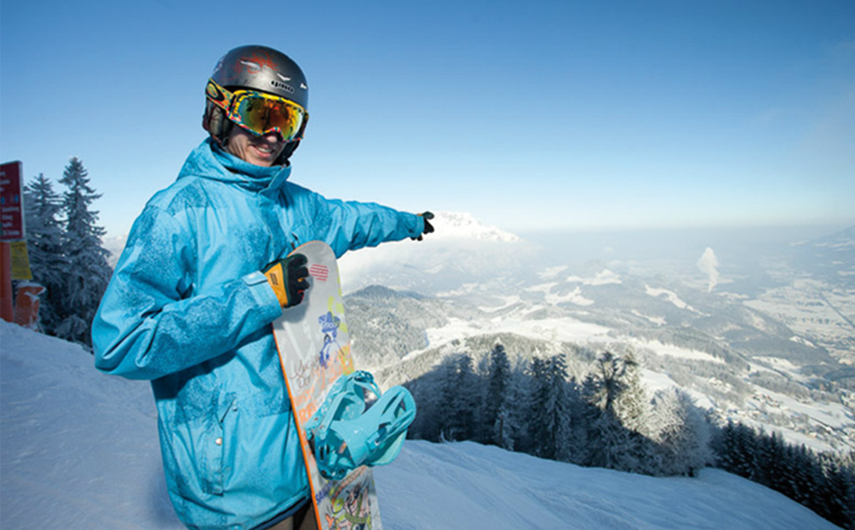 Skigebiet Zinken Duerrnberg 13