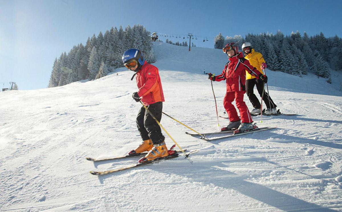 Skigebiet Zinken Duerrnberg 9