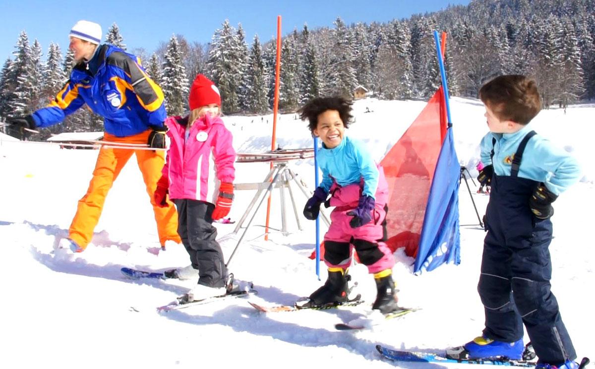 Skikurs Kinder