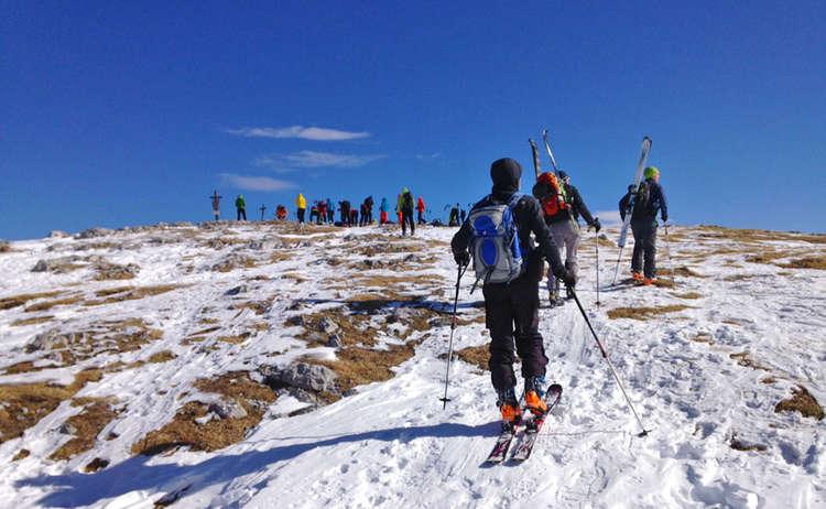 Skitour Auf Den Schneibstein Agentur Grassl