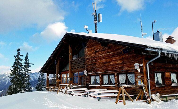 Skitour Hirschkaser Ramsau