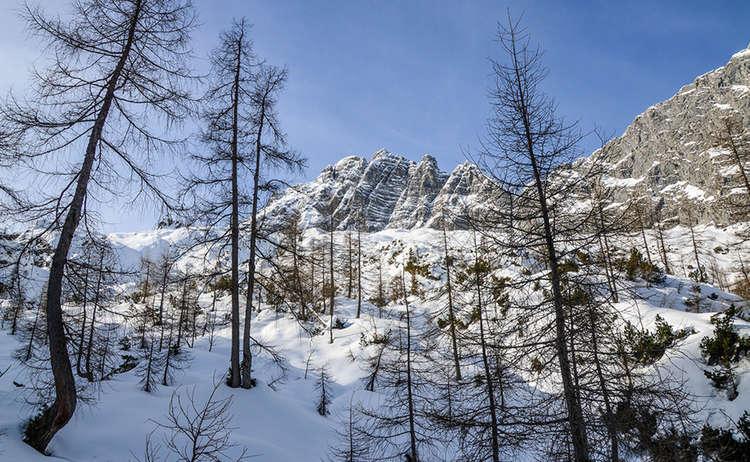 Skitour Hochalm Hochkalter