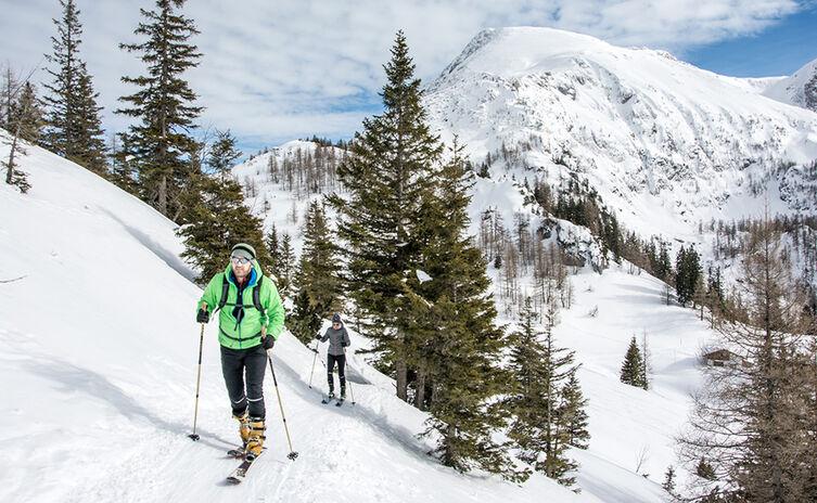 Skitour auf den Jenner