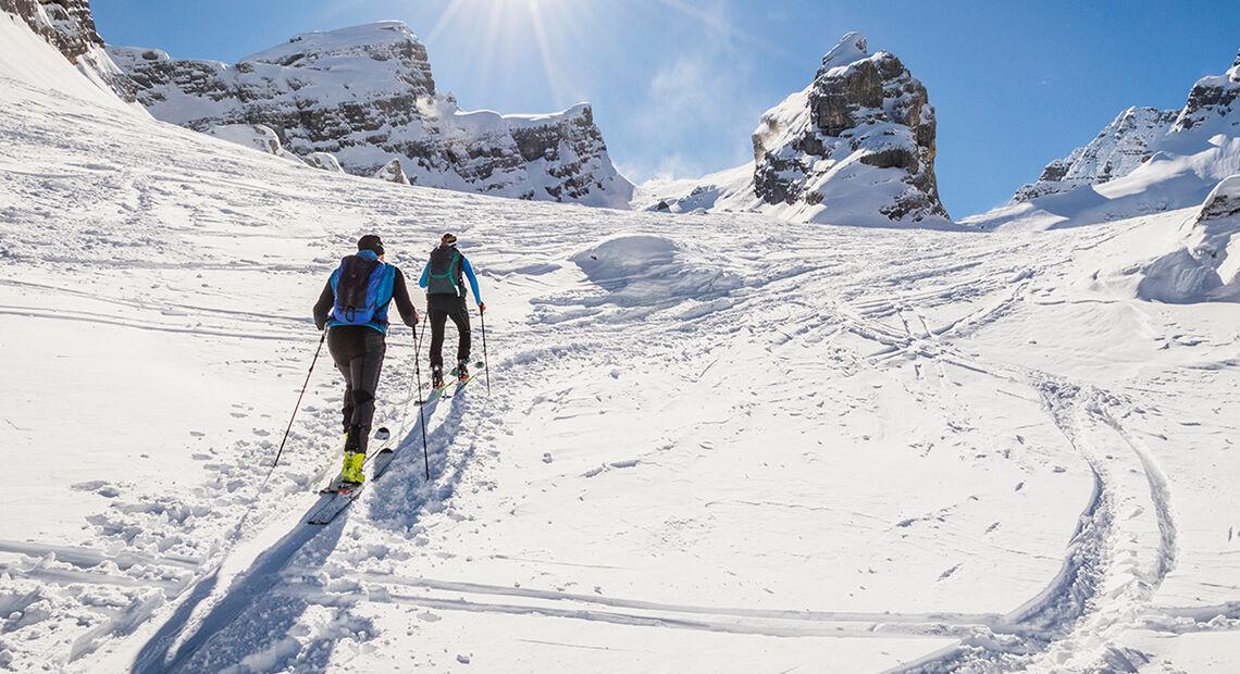 Skitouren Berchtesgadener Alpen