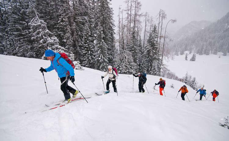 Skitourenfestival 2014