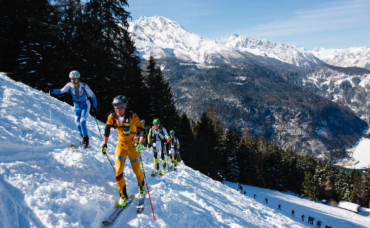 Skitourenrennen Jennerstier Marco Kost