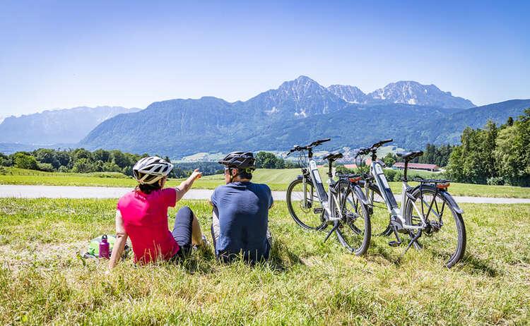 Slowbike: Radfahren zwischen Berchtesgaden und Salzburg
