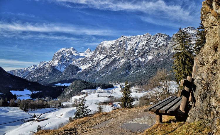 Soleleitung Ramsau Winterwandern