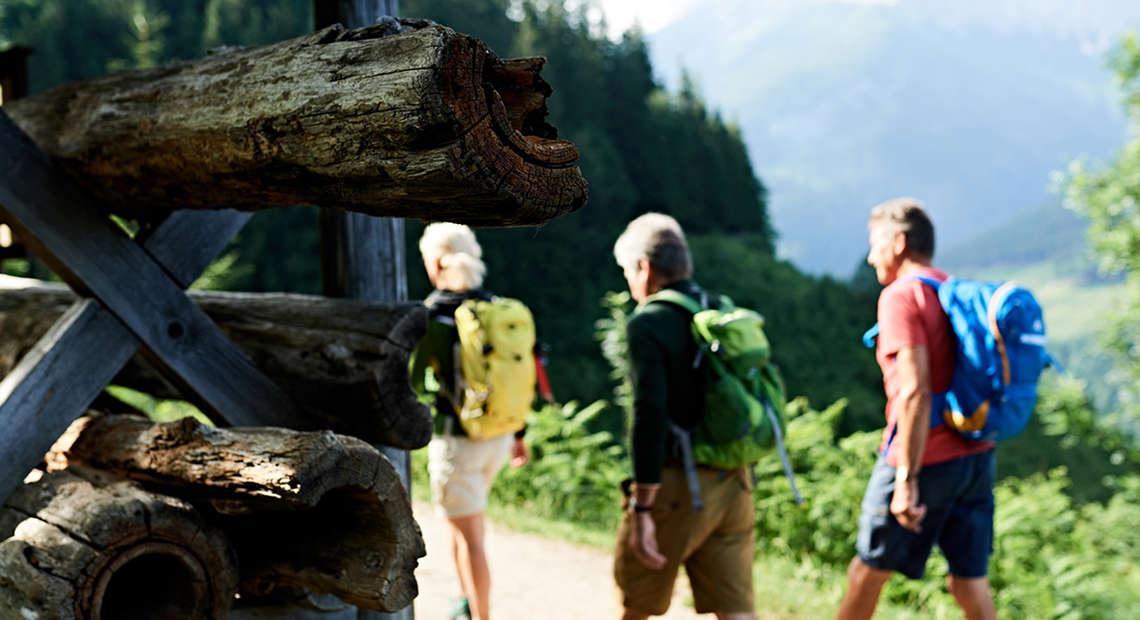 Soleleitungswege Berchtesgaden