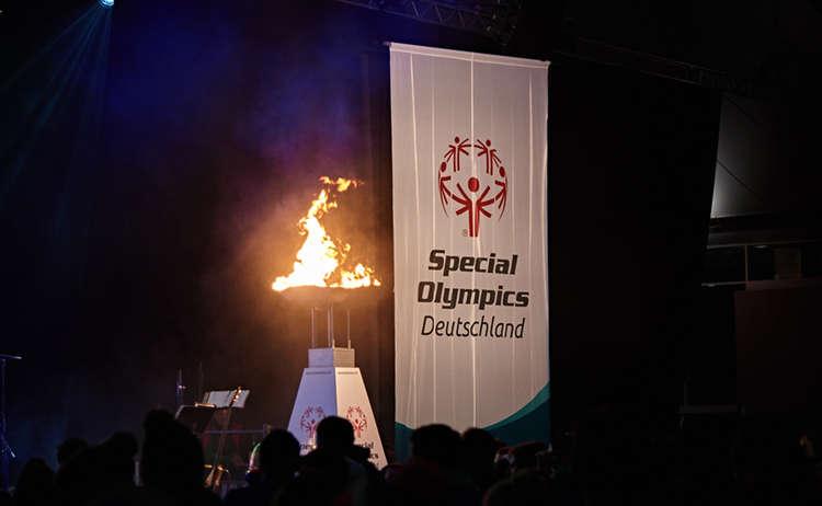 Special Olympics Eröffnungsfeier