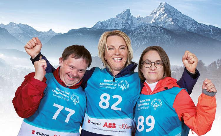 Die Gesichter der Special Olympics
