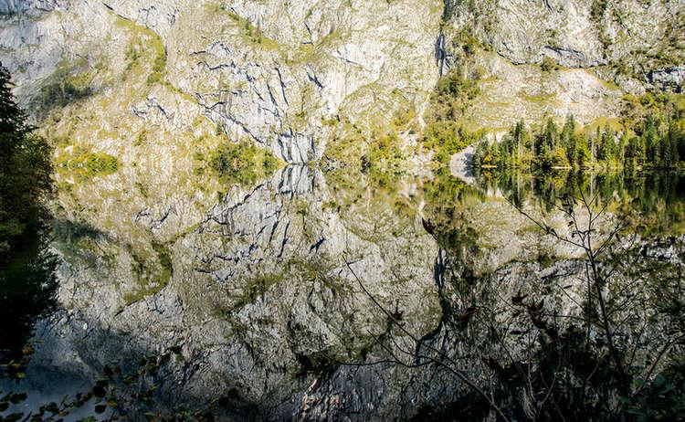 Spiegelung Obersee