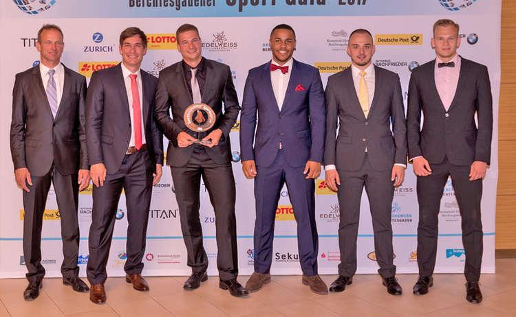 Sportgala 2018 Viele Preistraeger 2017