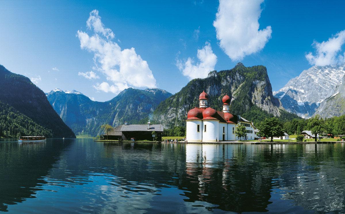 Ausflugsziele & Sehenswürdigkeiten in Berchtesgaden
