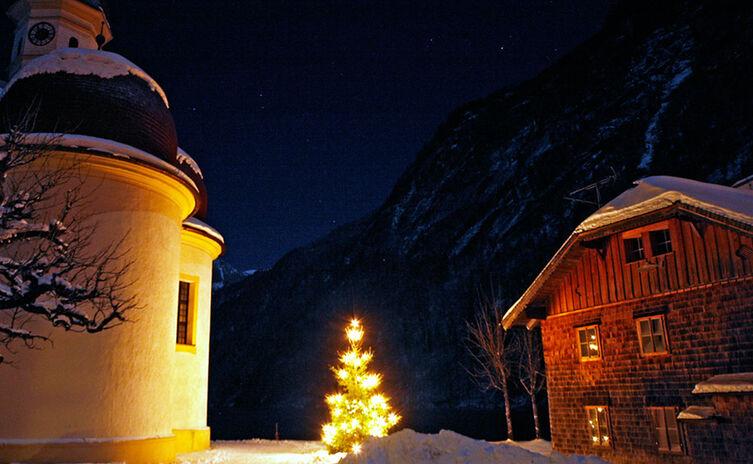 St. Bartholomä - Weihnachten