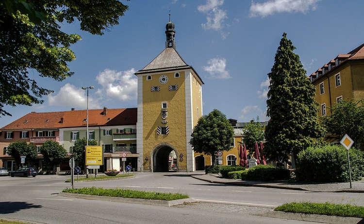 Stadttor Laufen 1