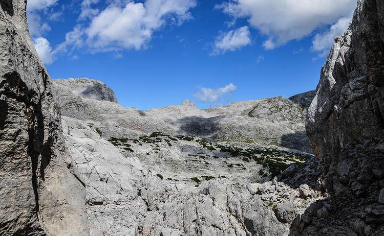 Steinernes Meer Landschaft