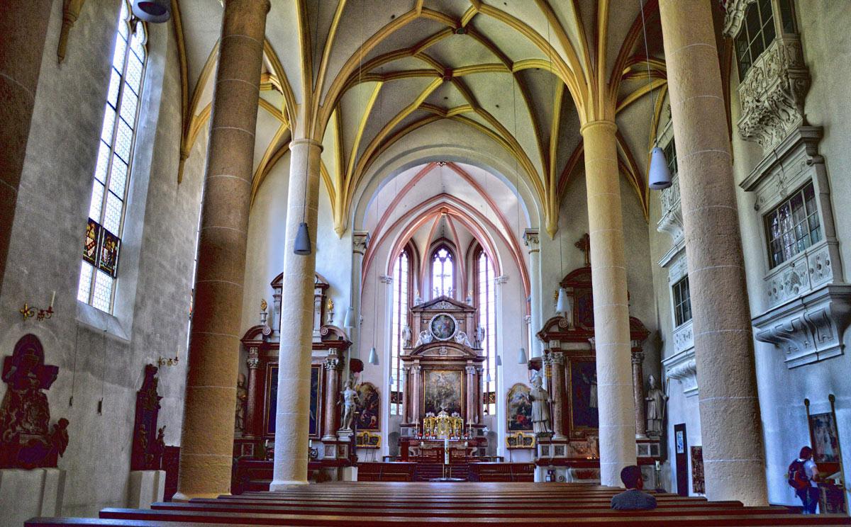 Stiftskirche Berchtesgaden 1