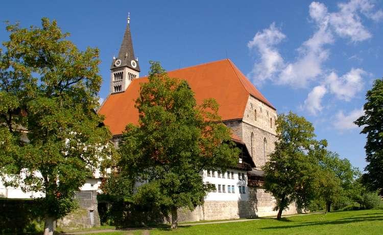 Stiftskirche Maria Himmelfahrt Laufen