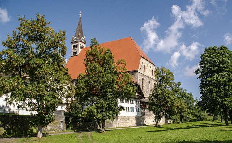 Stiftskirche Mariae Himmelfahrt Laufen