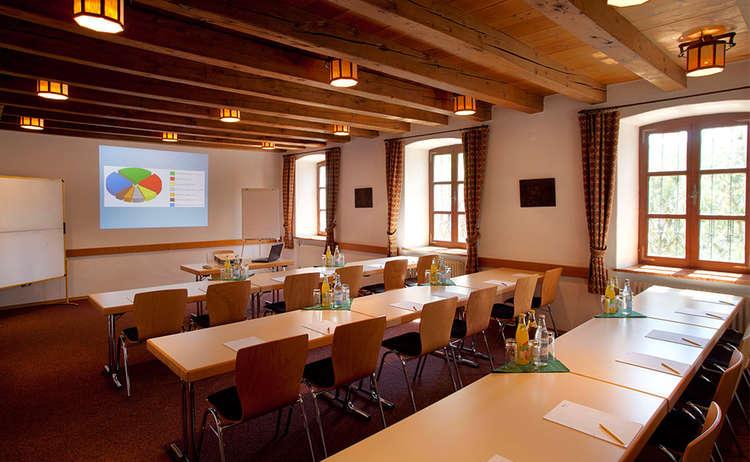 Tagungsraum, Kolping-Familienhotel Haus Chiemgau