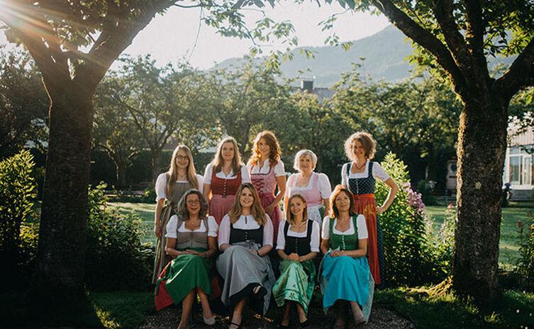 BGLT | Mitarbeiterinnen Tourist-Information Berchtesgaden-Königssee