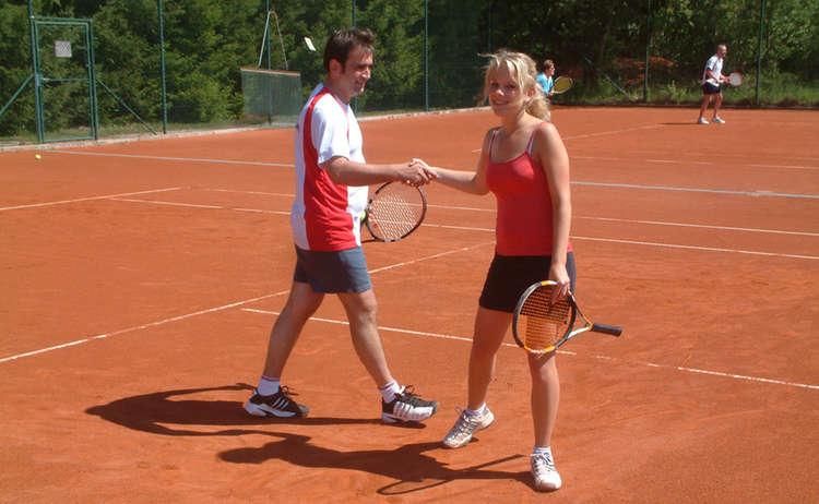 Tennis spielen im Berchtsgadener Land
