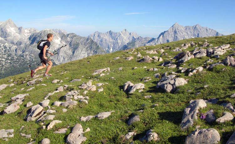 Trailrunning in den Bayerischen Alpen