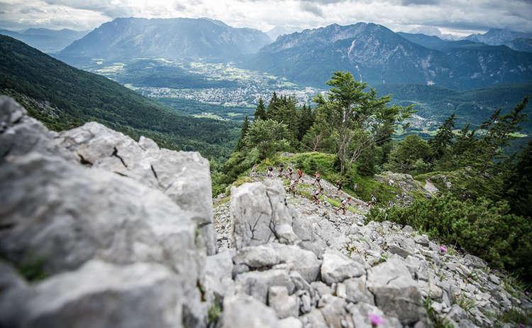 Trailrunning Alpenstadt Bad Reichenhall Www Wisthaler