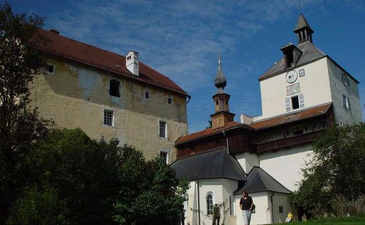 Mozartschloss Triebenbach bei Laufen