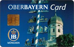 Oberbayern Card
