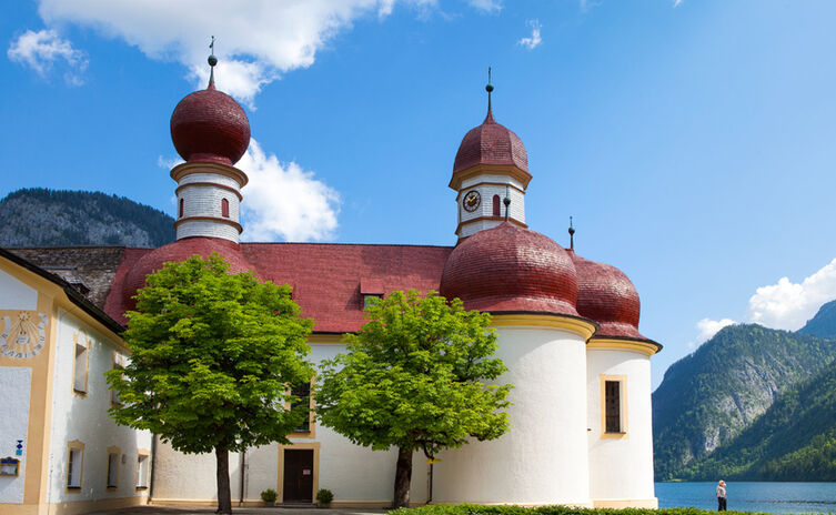 Wallfahrtskirche Sankt Bartholomä am Königssee