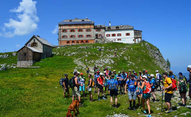 Wander Festival2015 Watzmannhaus