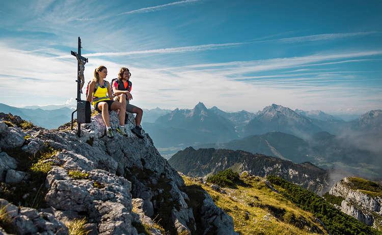 Wanderakademie Bergsteigerschule Watzmann