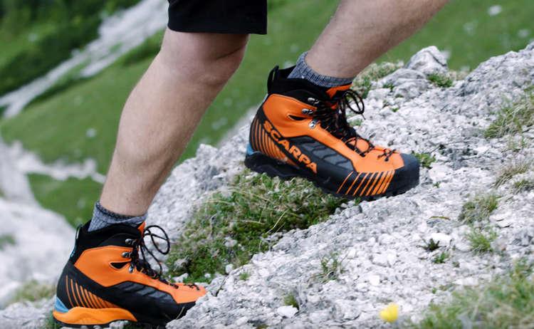 Wanderakademie Schuhe Wandern 1