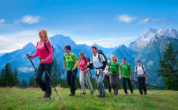Wanderfestival 2013 Berchtesgadener Land