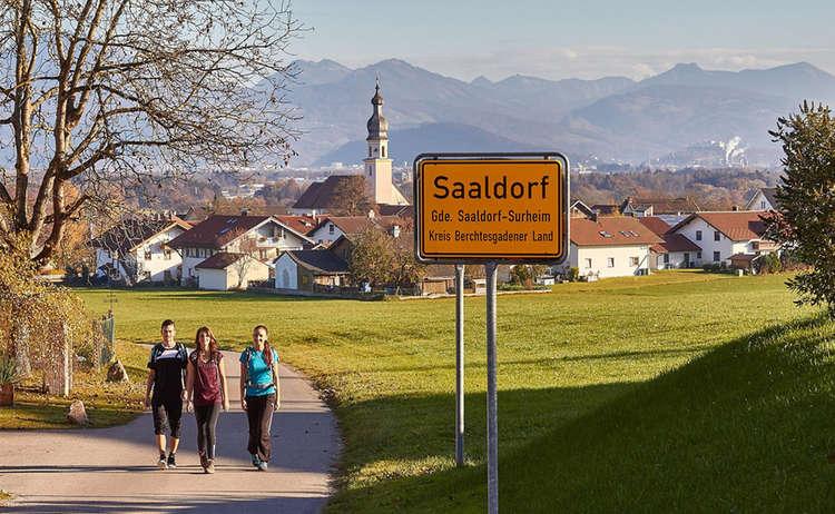 Wandern Saaldorf Surheim Rupertiwinkel 1