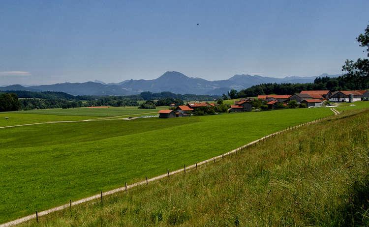 Wandern Teisendorf