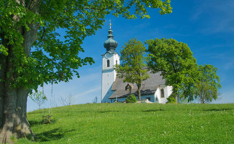 Wanderung Zum Johannishoegl