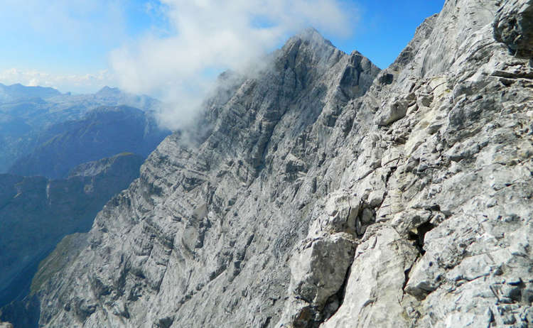 Watzmann East Face