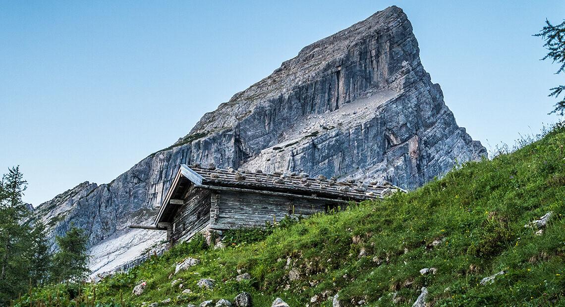 Watzmann Falzalm Bergerlebnis Berchtesgaden