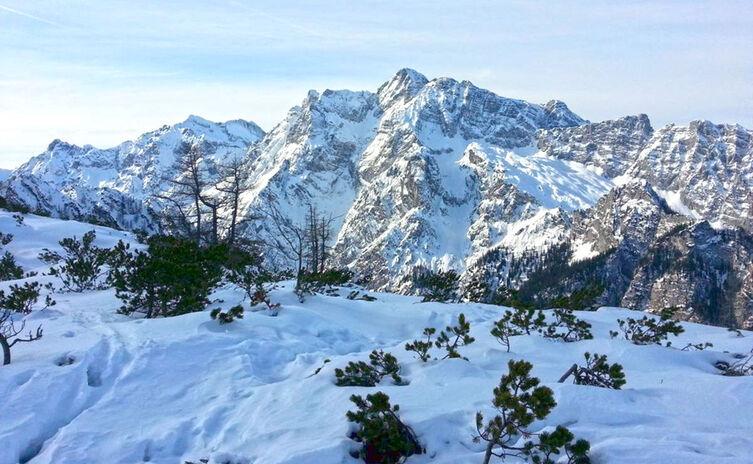 Watzmann Gugl Skitour